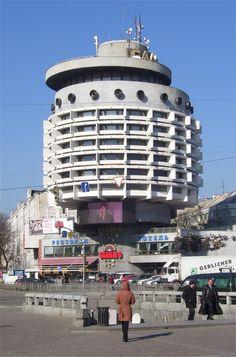 Hotel Salyut - Kiev, Ukraint