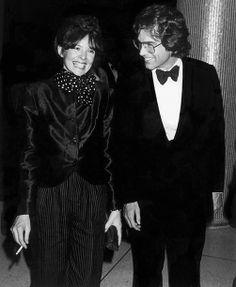 Diane Keaton and Warren Beatty