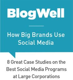 How Big Brands use Social Media: 8 case studies on the best social media programs at large corporations.