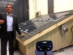 Coming Soon: Cheap light rooftop solar you can install yourself.