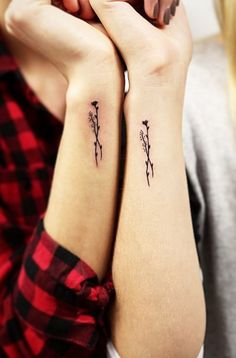 Image result for sister micro tattoos