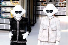 Chanel Goes Back to the Future