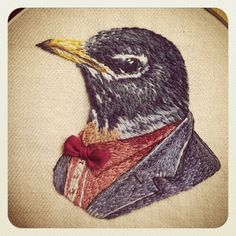 Sublime Stitching - Customer Gallery Blog -- This is beyond amazing to me. Serious embroidery skillz.