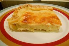 Θεσσαλική Γαλατόπιτα Sweet Pie, Apple Pie, Recipies, Cooking, Desserts, Food, Greek, Lemon, Craft Ideas