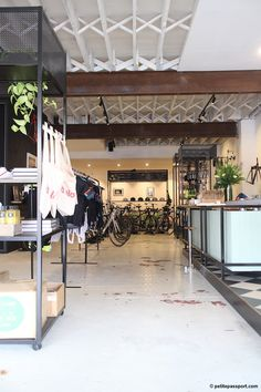 A Bloc coffee and cafe Melbourne by Petite Passport