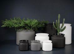 I dag kom den første leveransen av dbkd blomsterpottene! De er så fine😍🤗 Finn din favoritt her: interior24.no 😉