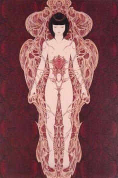 "exexitinsistexist:  Takato Yamamoto - ""Resurrection"", 2011"