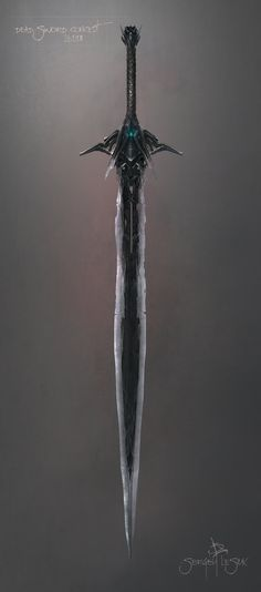 """Ellie) """"this is my sword, it has some Greek name I can't remember so I just call it Steve"""" I chuckle"""