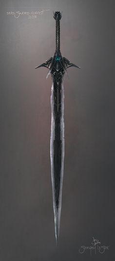 Dead Sword by Sergey-Lesiuk