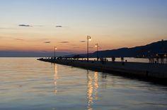 #Trieste, Molo Audace | Ph. Gianluca Baronchelli