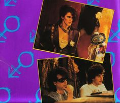 All Purple, All The Time: Purple Rain Movie Book (Part 1)