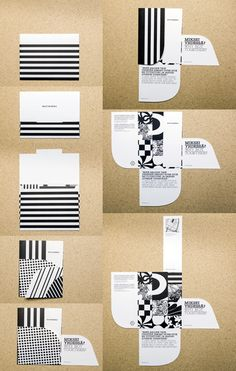 Marimekko Fashion Show Invitation
