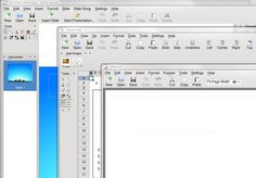 Download KOffice Suite Free for Windows