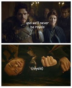 Royals | Lorde | Game of Thrones | Red Wedding