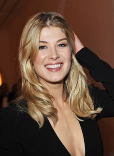 Rosamund  Pike is an English actress who first came to international attention when she played Bond girl Miranda Frost in Die Another Day