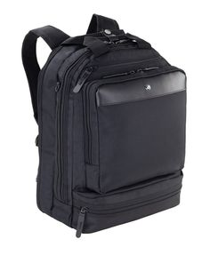 BMW Open Flat Backpack - black #style #organization #bmw