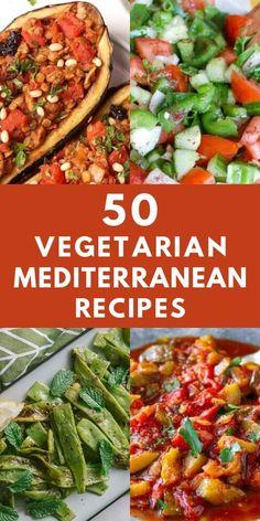 Mediterranean Vegetarian Recipes, Easy Mediterranean Diet Recipes, Mediterranean Food, Cooking Recipes, Healthy Recipes, Gluten Free Vegetarian Recipes, Healthy Greek Recipes, Healthy Soups, Amish Recipes