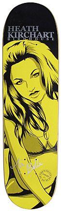 Model: Heath Kirchart Artist: Sean Cliver Company: Birdhouse Release Date: 1999