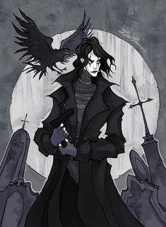 The Crow by IrenHorrors on DeviantArt