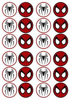 15+ Ideias DIY para Festa do Homem Aranha