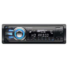 Give your ears a treat and add superior sound to your drive with the CDX-GT700HD Xplod GT Series CD receiver. The internal HD Radio receiver's Music Tagging features lets you tag songs you like so you can find it later. Plus, connect, charge and control your iPod, iPhone, Walkman player, or other digital music players with USB 1-wire. This innovative feature displays metadata like song title, artist and track number on your front display while your music is playing. Passenger Control lets…