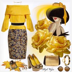 Elegance in gold by lamipaz on Polyvore featuring moda, Rosie Assoulin, Prada, Charlotte Olympia, Nina Ricci, Chanel, STELLA McCARTNEY, Isabel Marant, Balmain and Burberry