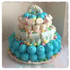 Torta marshmallows