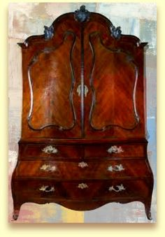 Identify antique furniture can be profitable. Many people unknowingly own or purchase valuable pieces of antique furniture. - September 28 2019 at Affordable Furniture, Unique Furniture, Rustic Furniture, Vintage Furniture, Furniture Decor, Painted Furniture, Furniture Design, Bedroom Furniture, Asian Furniture