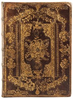 Binding by Roger Bartlett of Oxford ~ 1678 ~ Author: Church of England ~ Title: The Book of Common Prayer ~ Published: London ~ Printed by John Bill, Christopher Barker, Thomas Newcomb, and Henry Hills