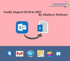 If you have been feeling stuck and tired while searching the OLM to PST converter tool to import OLM to PST format then you need to bounce on to the Gladwev's site and checkout the tool by the name of Gladwev OLM to PST convertor ultimate.