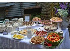 Wedding Shower - Backyard and Garden Party
