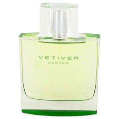 VETIVER CARVEN by Carven Eau De Toilette Spray (unboxed) 3.4 oz