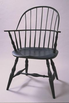 Items similar to Boston Sack Back windsor chair on Etsy Accent Chairs For Living Room, Dining Room Chairs, Dining Room Furniture, Office Chairs, Old Chairs, Eames Chairs, Swing Chairs, Lounge Chairs, Chinoiserie
