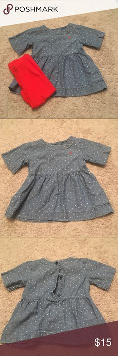 EUC Carter's Outfit Size: 18 months EUC Carter's Outfit Size: 18 months. Smoke free and pet free home Carter's Matching Sets