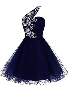 Sisjuly Women's Short One Shoulder Beaded Crystals Ball Gown Cocktail Dress Size 2 Navy Sisjuly http://www.amazon.com/dp/B017SN054C/ref=cm_sw_r_pi_dp_Fm2Vwb1XBVDZ4