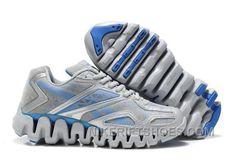 the latest a3704 6c2ff Reebok ZigSonic Running Womens Grey Blue Cheap To Buy WpYRY, Price   74.00  - Nike Rift Shoes