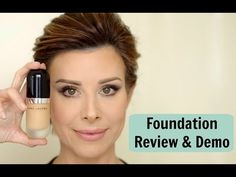 Marc Jacobs Re(marc)able Foundation Review & Demo - YouTube