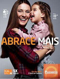 Campanha Dia das Mães Lojas Pompéia