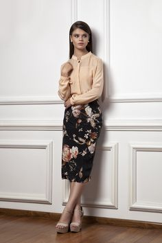 Autumn Winter 2014 Collection Mirage - By Parul Bhargava Fall Winter, Autumn, Floral, Skirts, Collection, Fashion, Moda, Fall, Skirt