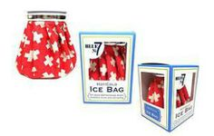 Vintage Ice Bag (Safety).  Like what you see? ** Follow me on www.MommasBacon.com **