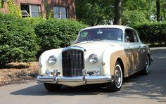 Bentley S1 Continental Park Ward Coupé