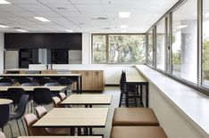 Commercial IT Department Workplace - Studio Nine Architects Workplace, Architects, Conference Room, Commercial, Studio, Table, Furniture, Home Decor, Decoration Home