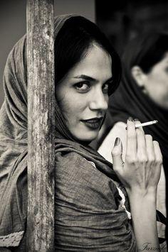 Ghazale Photographed By Farzad Sarfarazi, 2012
