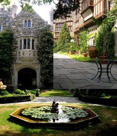 NJ Botanical Gardens at Skylands Manor