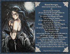 Morrigan aka Raven Queen aka a Phantom Goddess