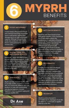 10 Proven Myrrh Oil Benefits & Uses