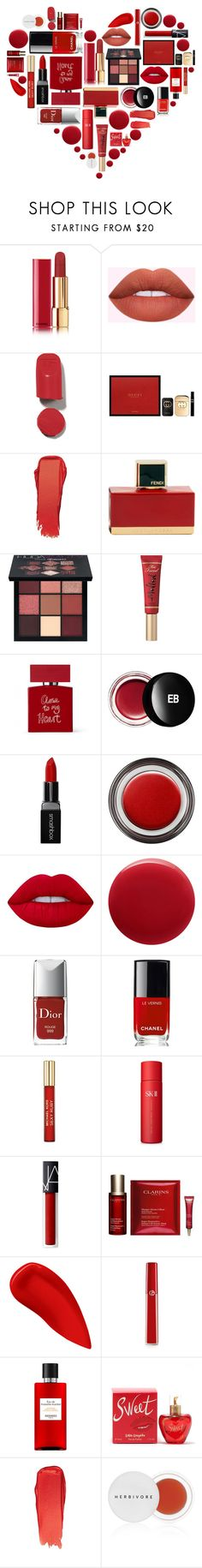 """""""𝔏𝔬𝔳𝔢 𝔱𝔬 𝔪𝔶𝔰𝔢𝔩𝔣"""" by l33l ❤ liked on Polyvore featuring beauty, Chanel, Gucci, Bobbi Brown Cosmetics, Fendi, Huda Beauty, Too Faced Cosmetics, Bella Freud, Edward Bess and Smashbox"""