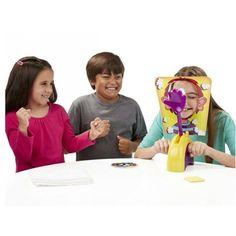 Cara pastel de Argos Familiar Entre Padres E Hijos Juego de Mesa Juguete de La Novedad Del Partido Del Niño Crema Batida Divertido Broma Broma Gadget Divertido Brinquedo