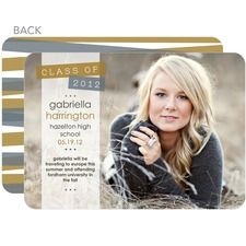 Graduation Announcements and Invitations for High School or College