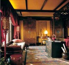 Oriental Chinese Interior Design Http://www.interactchina.com/home
